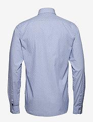 Scotch & Soda - REGULAR FIT- Classic dress shirt in blue - chemises d'affaires - combo d - 1