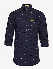 Scotch & Soda - REGULAR FIT- Classic all-over printed pochet shirt - chemises d'affaires - combo a - 2