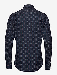 Scotch & Soda - REGULAR FIT- Classic oxford shirt with all-over print - chemises d'affaires - combo e - 1
