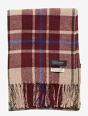 Scotch & Soda - Classic woven check scarf in wool-blend quality - scarves - combo b - 2