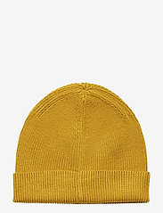 Scotch & Soda - Classic rib knit beanie - beanies - nutmeg - 1