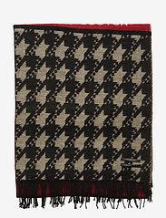 Scotch & Soda - Mixed pattern scarf - scarves - combo a - 2