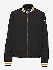 Scotch & Soda - Lightweight sportive jacket - bomber jakker - black - 0
