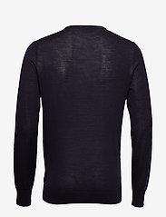 Scotch & Soda - Merino merino wool knit - tricots basiques - night - 1