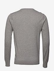 Scotch & Soda - NOS Cotton cashmere crewneck knit - pulls col rond - grey melange - 1