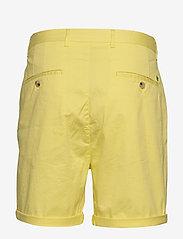 Scotch & Soda - Mid length - Classic chino short in pima cotton quality - chinos shorts - bamboo yellow - 1