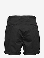 Scotch & Soda - Mid length - Classic chino short in pima cotton quality - chinos shorts - black - 1