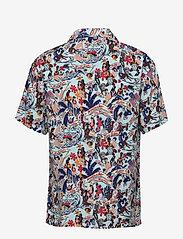 Scotch & Soda - HAWAII FIT- Viscose Hawaii shirt - kortærmede skjorter - combo a - 1