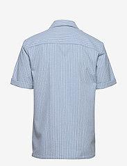 Scotch & Soda - HAWAII FIT- Shortsleeve seersucker shirt - basic skjorter - combo a - 1