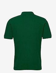 Scotch & Soda - Garment dye polo - short-sleeved polos - jungle green - 1