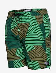 Scotch & Soda - All over printed swimshort - swim shorts - combo b - 2