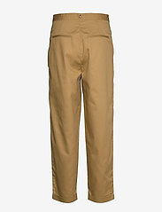 Scotch & Soda - Clean twill chino with detachable pleated belt - chinos - sand - 4