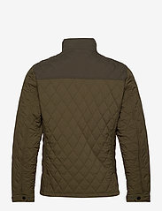 Scotch & Soda - Classic short quilted jacket - quilted jackets - military - 2