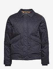 Scotch & Soda - Classic quilted organic cotton jacket - donsjassen - night - 0