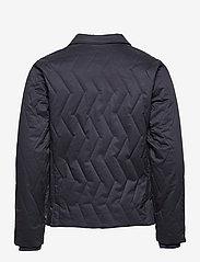 Scotch & Soda - Classic quilted organic cotton jacket - donsjassen - night - 1