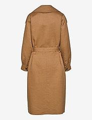 Scotch & Soda - Longer length trench coat - trenchcoats - sand - 1