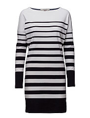 Breton striped dress - 17 COMBO A