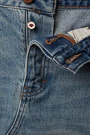 Scotch & Soda - Seasonal Denim Skirt - Customized Blauw - lyhyet - 2098 customized blauw - 3