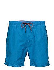 Classic swim short - ELECTRIC BLUE