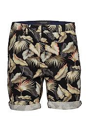 Classic chino shorts - COMBO B
