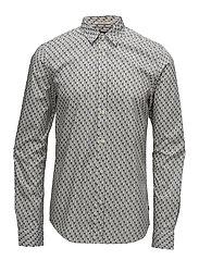Shirt printed palm - COMBO B