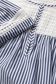 Scotch & Soda - Short sleeve striped top - lyhythihaiset puserot - combo s - 2