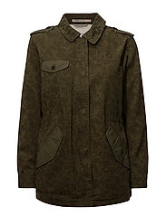 Military jacket - MILITARY GREEN
