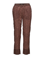 Allover printed pants - COMBO B