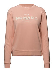 Club Nomade sweater - SALMON