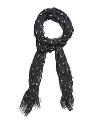 Allover printed scarf - COMBO D