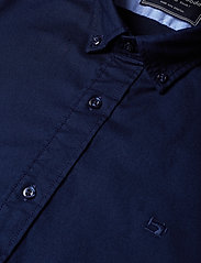 Scotch & Soda - NOS Oxford shirt regular fit button down collar - chemises basiques - night - 2