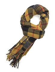 Classic woven gentleman's scarf in wool blend quality - COMBO B