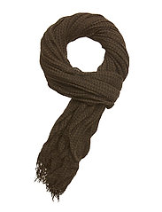 Lightweight woven scarf in cashmere blend quality - COMBO A
