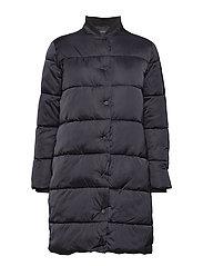 Longer length down jacket - NIGHT
