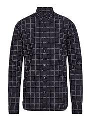 Ams Blauw allover print shirt - COMBO E
