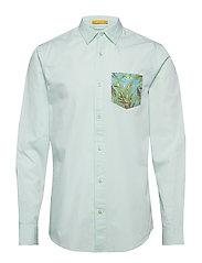 RELAXED FIT- Lightweight summer shirt - LOST ISLAND
