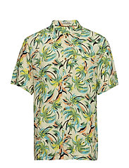 HAWAIIAN FIT - Printed shortsleeve shirt - COMBO B