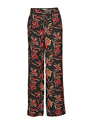 Tailored wide leg pants - COMBO H