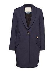 Bonded tailored jacket - NIGHT