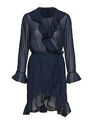Wrap dress - COMBO A