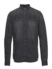 Ams Blauw denim shirt in seasonal washes - ANTRA