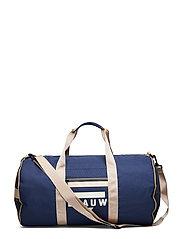 Ams Blauw Off Duty Bag Bags Weekend & Gym Bags Rød SCOTCH & SODA