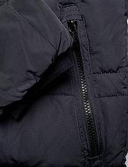 Scotch & Soda - Classic hooded PrimaLoft jacket - vestes matelassées - night - 5