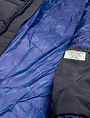 Scotch & Soda - Classic hooded PrimaLoft jacket - vestes matelassées - night - 6