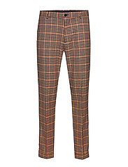 SEASONAL FIT- Chic gentlemans chino in yarn-dyed pattern - COMBO B