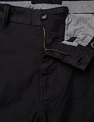 Scotch & Soda - STUART - Classic garment-dyed twill chino - charcoal - 3