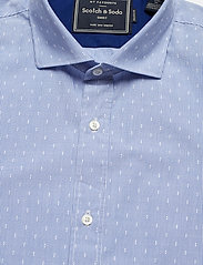 Scotch & Soda - REGULAR FIT- Classic dress shirt in blue - chemises d'affaires - combo d - 2