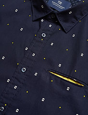 Scotch & Soda - REGULAR FIT- Classic all-over printed pochet shirt - chemises d'affaires - combo a - 4
