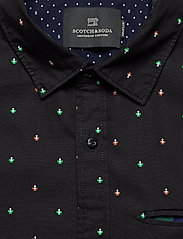 Scotch & Soda - REGULAR FIT- Classic all-over printed pochet shirt - chemises d'affaires - combo e - 3