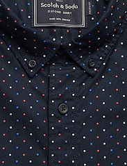 Scotch & Soda - REGULAR FIT- Classic oxford shirt with all-over print - chemises d'affaires - combo e - 2